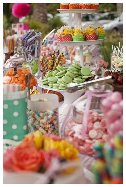 Life's more fun with colour & treats!