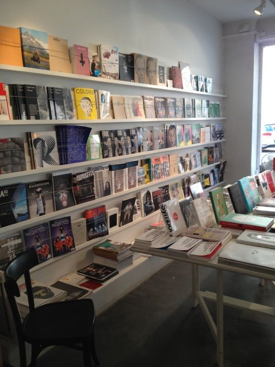 Konst-ig, the largest independent art bookseller in Scandinavia. Åsögatan 124.