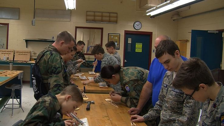 Robert C. Byrd National Aerospace Education Center hosts aviation exploration weekend - WDTV