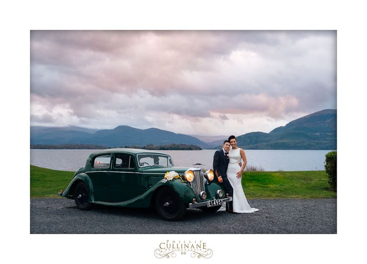 Happy New Year to a wonderful couple Michelle & Gearóid married at Séipéal Ghobnatan followed by reception Ballygarry House Hotel and Sp