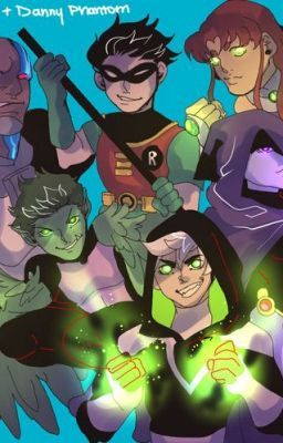#wattpad #fanfiction Story by PhantomFaller13. Awesome story for Teen Titans and DP fanatics.