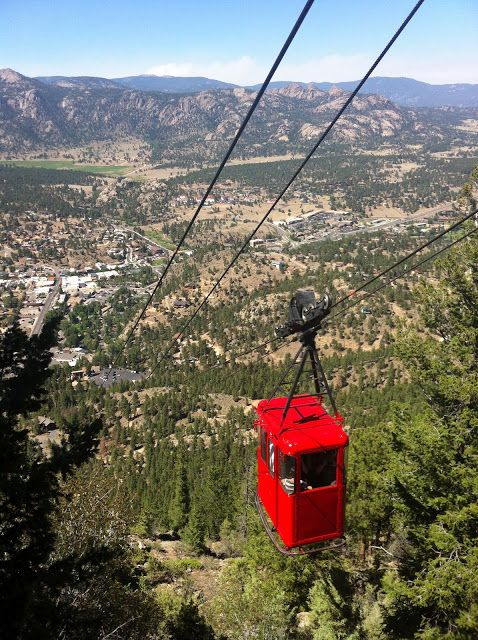 Estes Park, CO Aerial Tramway