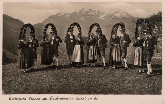 Historische Gruppe Kochel am See