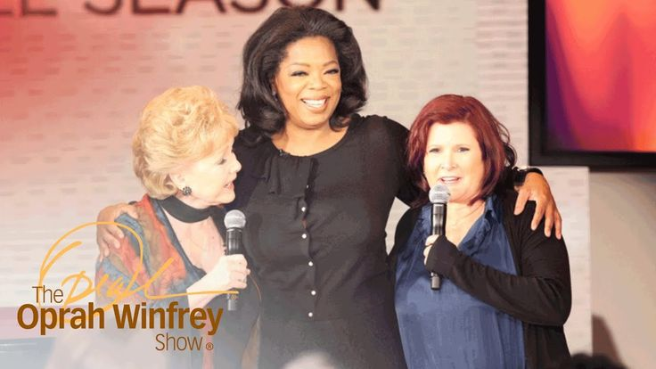 Debbie Reynolds And Carrie Fisher's Mother-Daughter Relationship   The Oprah Winfrey Show   OWN - YouTube