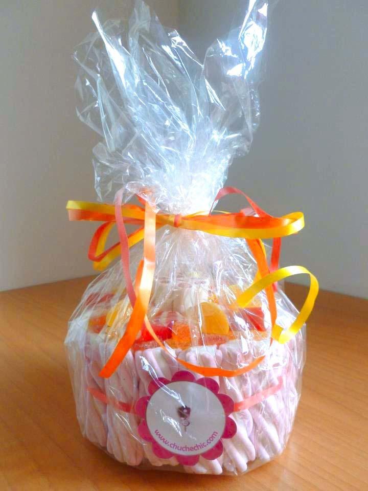 mini tarta de chuches y gominolas chuchechic guipuzcoa bodas y regalos