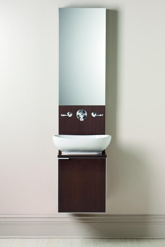 Cabinet A Small Bathroom Requires A Big On Style Bathroom Vanity Item #  08978 $579