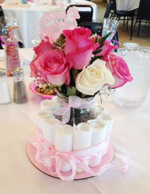 144 best Baby shower Decorations images on Pinterest | Baby shower ...