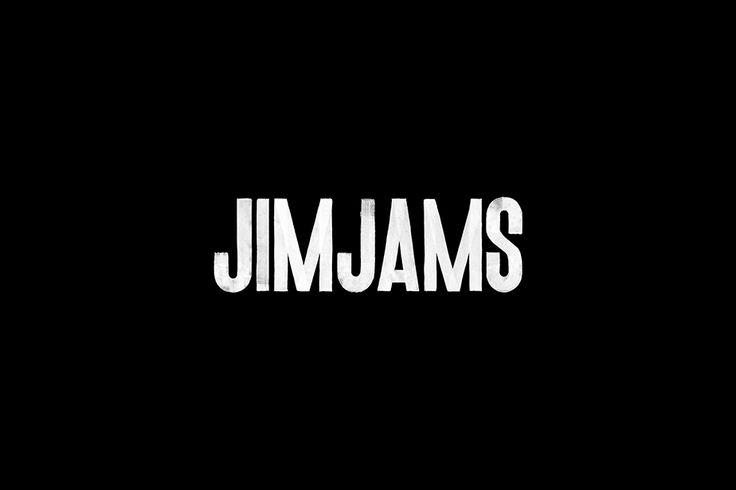 JimJams. Logo. Design by www.anagrama.com