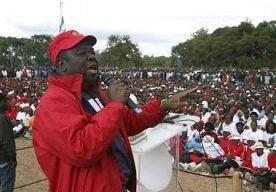 19-May-2013 20:48 - TSVANGIRAI BELOOFT EINDE AAN MISSTANDEN IN ZIMBABWE. Als de partij van de Zimbabwaanse premier Morgan Tsvangirai later dit jaar de verkiezingen wint, zal ze een einde maken aan de misstanden bij de…...
