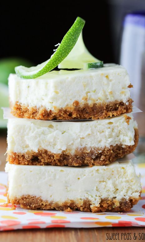 Oven Baked Tequila-Lime Cheesecake