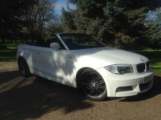 RAC Approved Sports & Prestige Car sales Hertfordshire: BMW M-Sport Convertible for sale at Master Cars Hi...