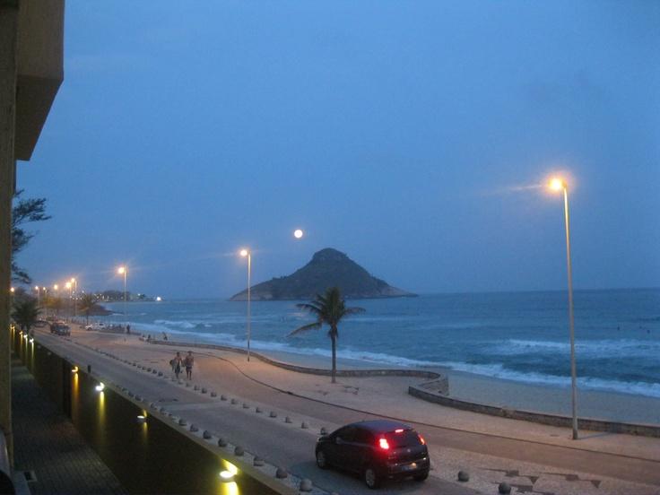 Praia da Macumba - RJ