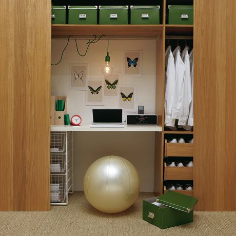 Interiors: Creating An Office In Your Home