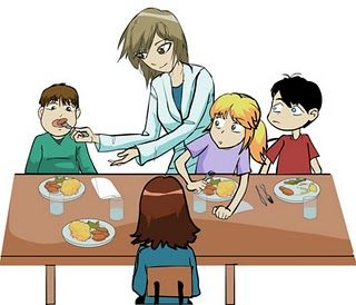 Monitor de comedores escolares monitor a de comedor for Monitor de comedor escolar