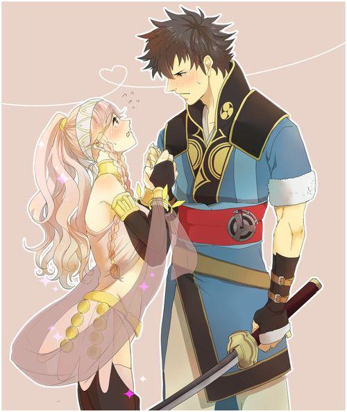 Tada Never Falls In Love Wallpaper Fire Emblem Awakening Lon Qu X Olivia