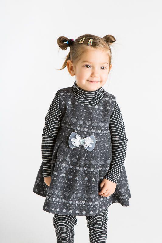 """Na chłodne dni idealna kolekcja, odzież dziecięca z kolekcji """"Winter Frost"""""""