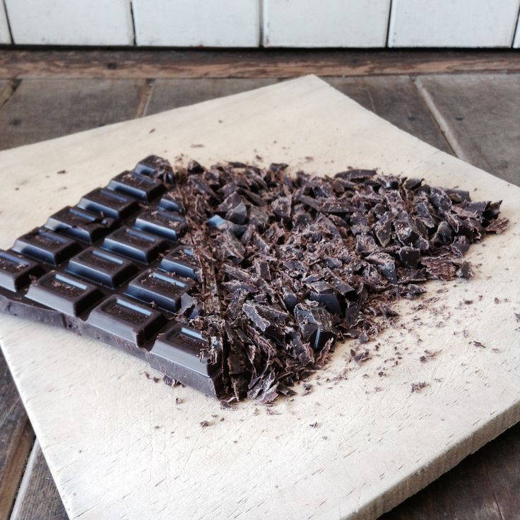 Photographed Chocolate by Lauren