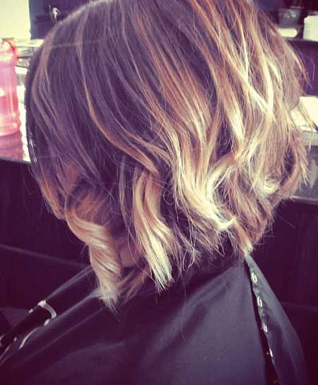 Cool Colors for Short Hair | Short Hairstyles 2014 | Most Popular Short Hairstyles for 2014