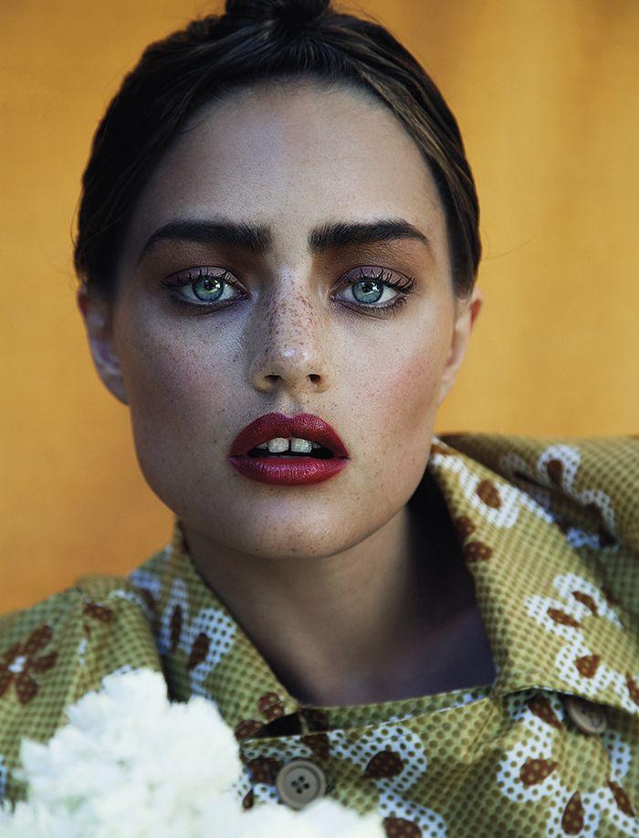 Jessica Lee Buchanan | ELLE magazine SA | Photographed by Daniella Midenge