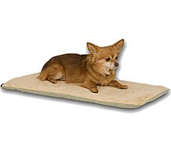 Thermo-Pet Mat Heated Dog Bed | CozyWinters