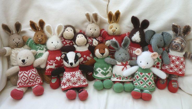 Little Cotton Rabbits ~cute