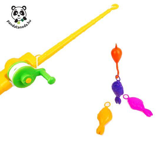Horgász játék halakkal | Pandatanoda.hu Játék webáruház