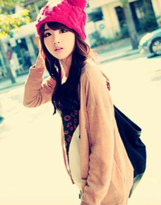 #Ulzzang #Girl