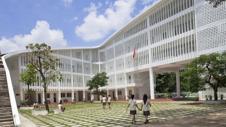 "People in Vietnam want ""green buildings"" - Vo Trong Nghia on Binh Duong School"