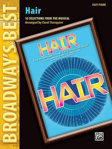 MacDermot: Hair (Broadway's Best) (Easy Piano)