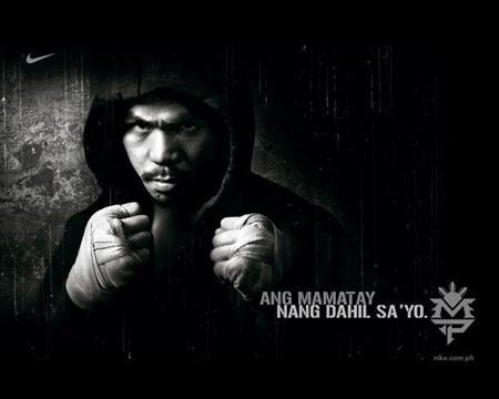 "pinoy pride..Manny ""Pacman"" Pacquiao..madami nang money si manny!!!"