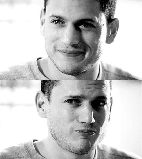 Wentworth Miller - i know he likes man. But he is truly one of the sexiest man's.
