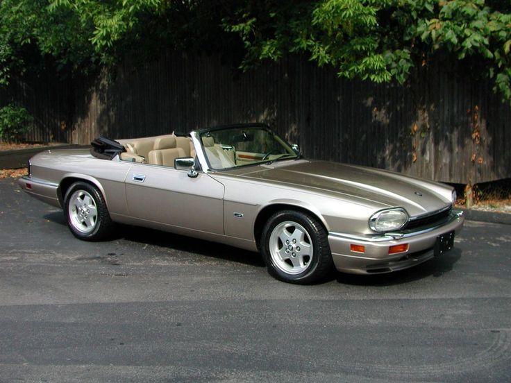 1992(?) Jaguar XJS Convertible V-12