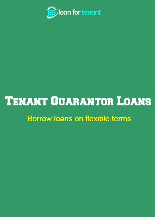 Are you a tenant? Do you want a financial help? You have a nice opportunity to secure finances by applying for tenant guarantor loans. You can apply for the large funds and get easy repayment schedule without any hassle.