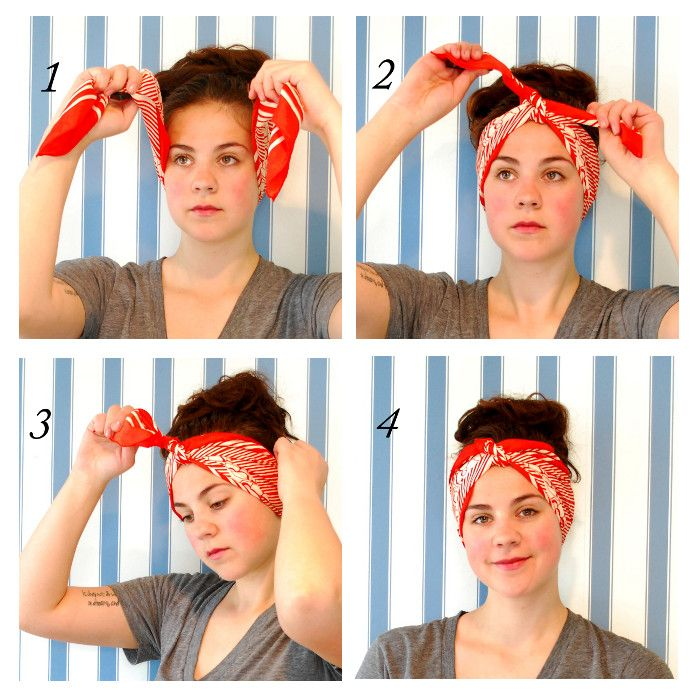 how to tie hair in different styles different ways to wear scarves in your hair headscarf 5647