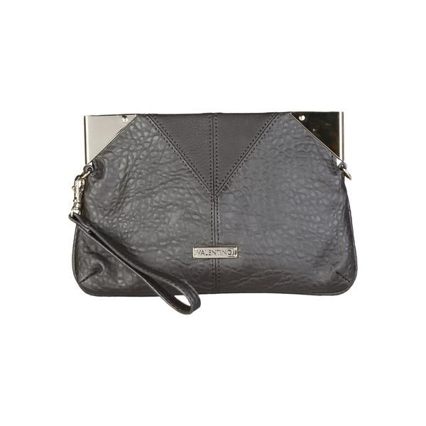Valentino Grey Clutch bags