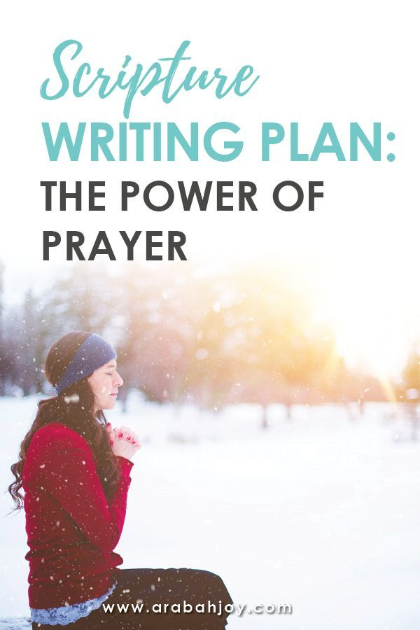 The Power of Prayer: Writings on Prayer