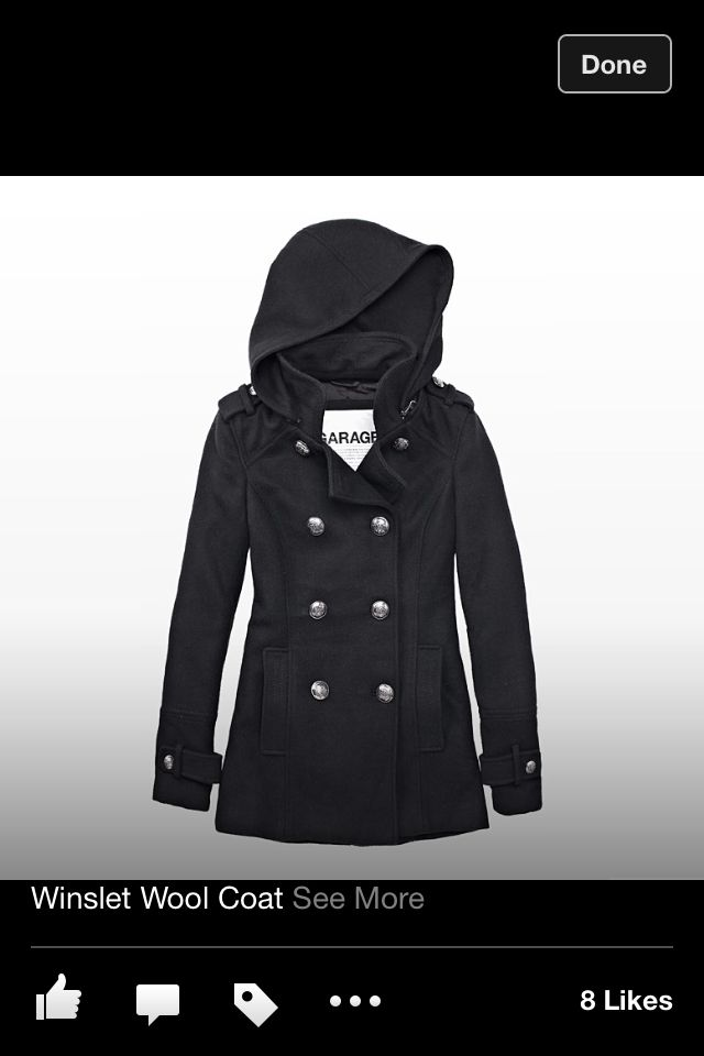 Gorgeous jacket from Garage Clothing. Must have!