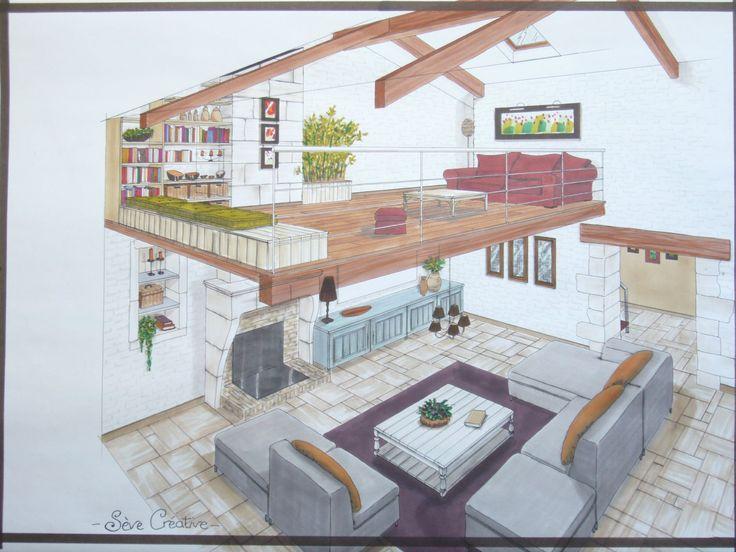 Dessiner sa maison en ligne ligne et point de fuite for Dessiner plan maison en ligne