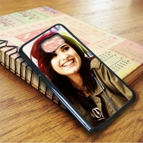 Demi Lovato Idol Star Singer Samsung Galaxy S6 Case