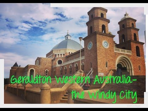 Geraldton Western Australia- The Windy City - YouTube
