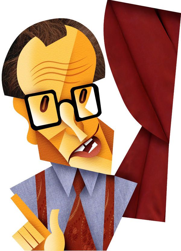 Larry King by David Cowles