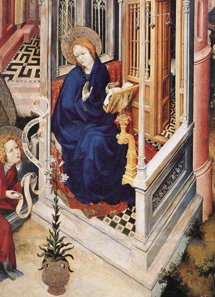 History of Art: Gothic Art- Melchior Broederlam