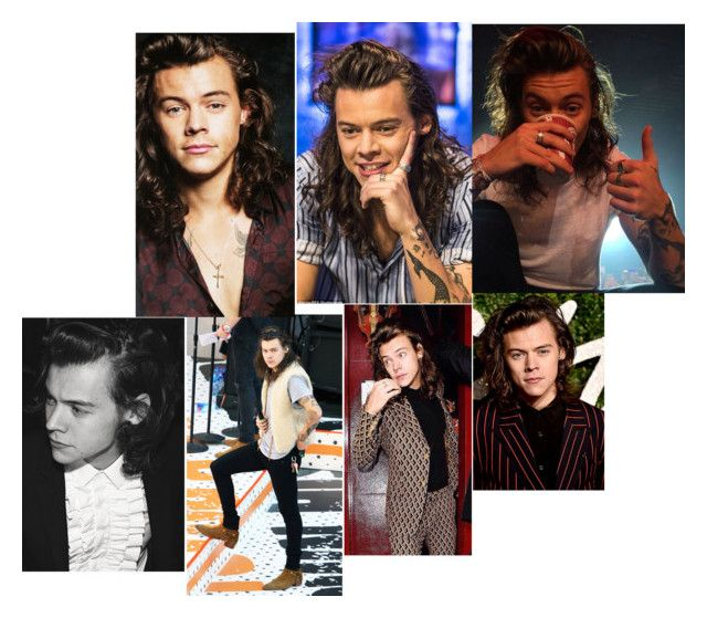 """""""Happy 22nd Birthday Harry :)"""" by pri143 ❤ liked on Polyvore featuring beauty and Yves Saint Laurent"""