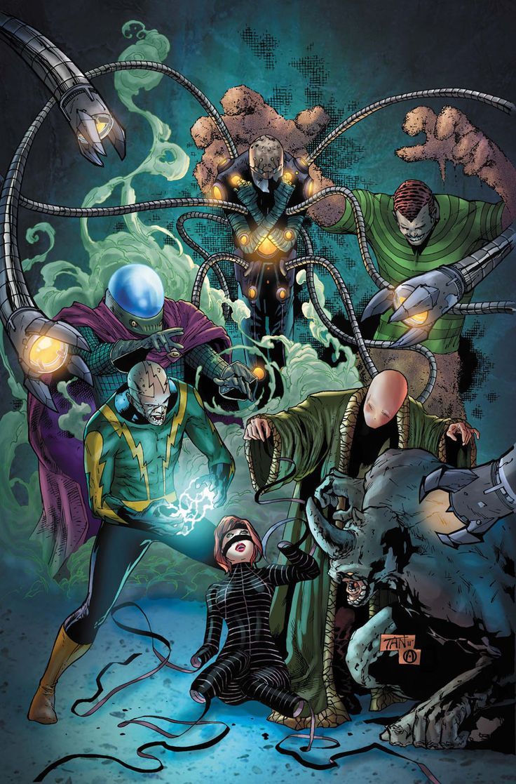Image result for sinister 6
