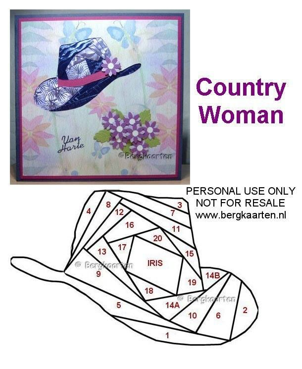 Country Woman hat