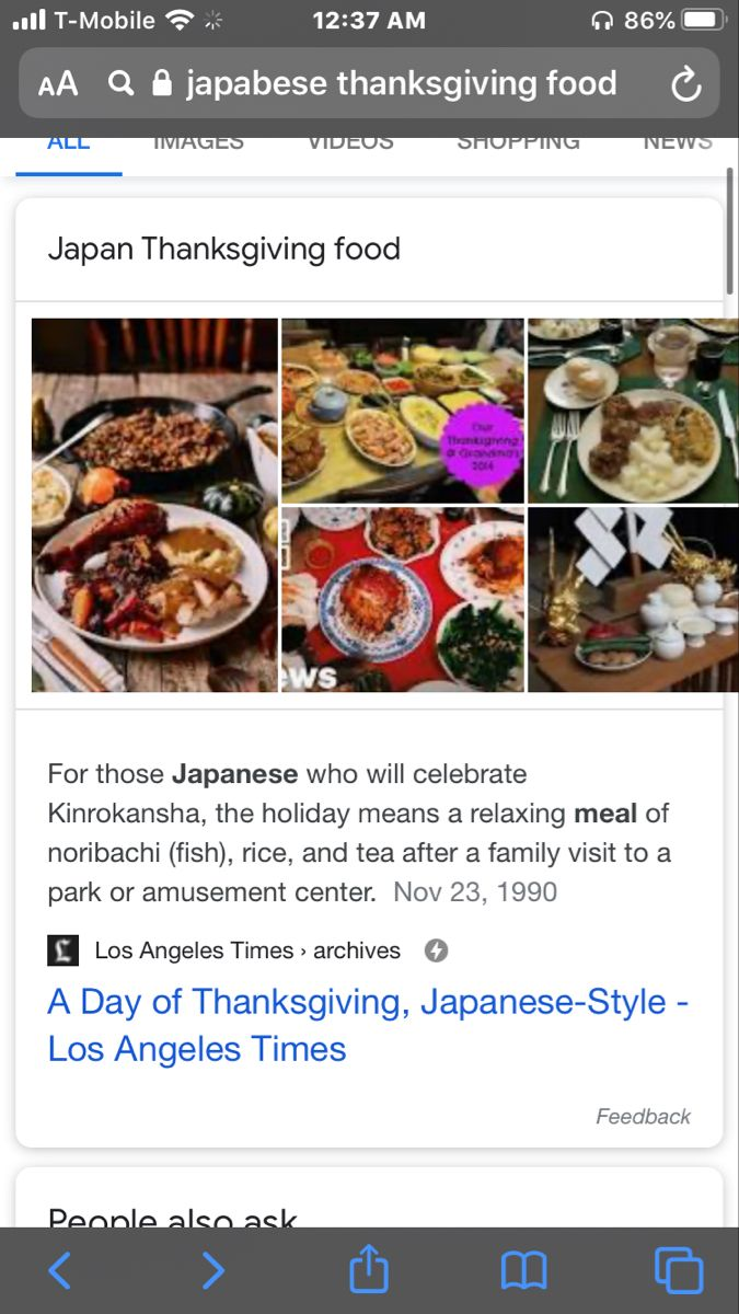 Japanese Thanksgiving Meal In 2020 Thanksgiving Recipes Food Meals
