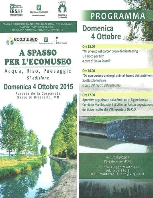 A Spasso per l'Ecomuseo a Gazzo di Bigarello MN http://www.panesalamina.com/2015/41865-a-spasso-per-lecomuseo-a-gazzo-di-bigarello-mn.html