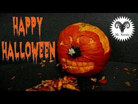 How to Carve Halloween Pumpkins   Jackolantern