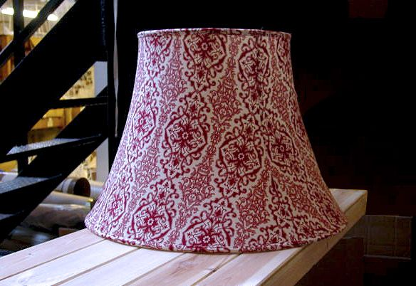 Pretty in pattern #lampshade