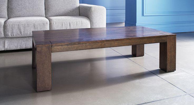 Yarra coffee table in solid Tasmanian Oak